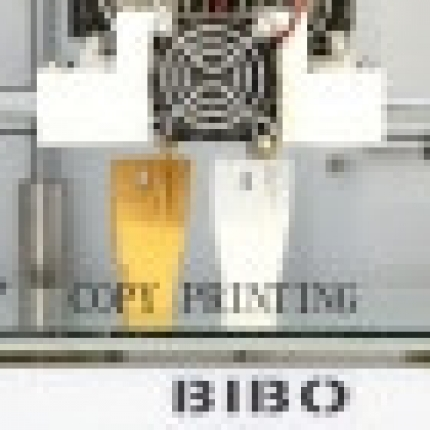 BIBO 2 Touch Dual Extruders 3D Printer